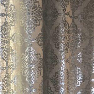 Cynthia Rowley Medallion Curtains (set of 2)